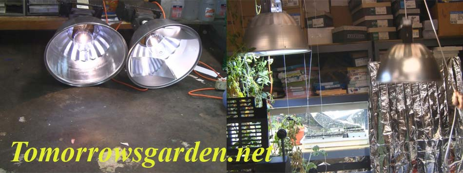 build grow light